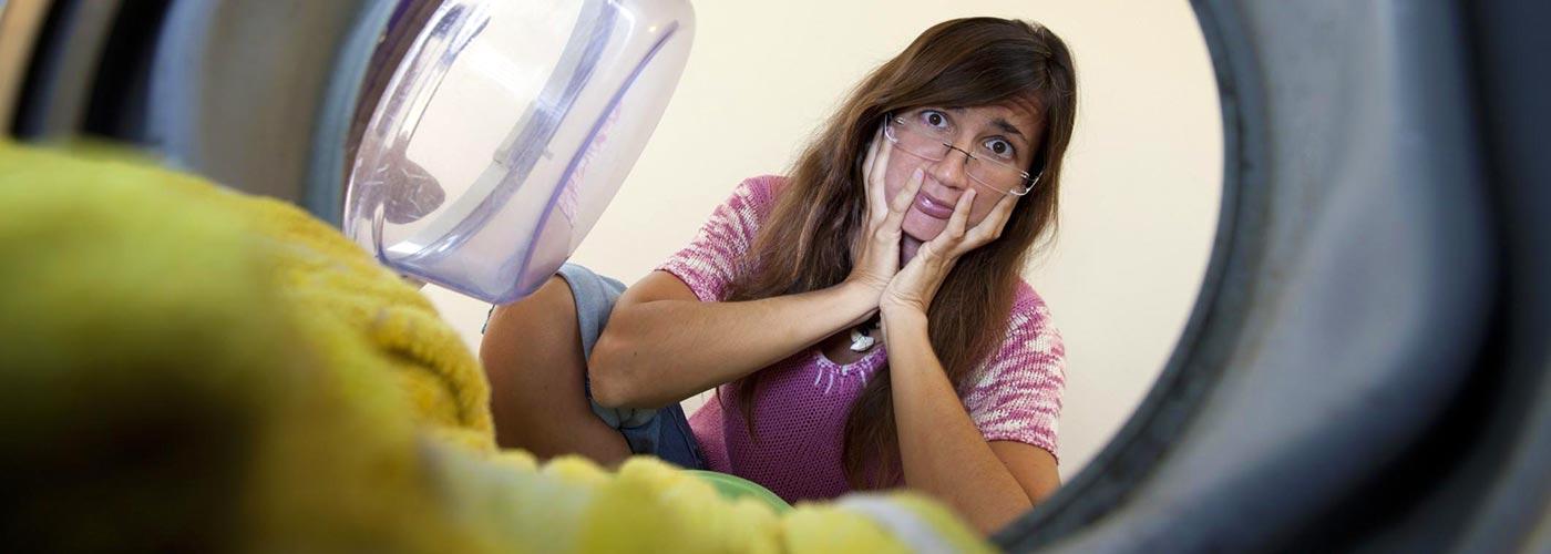 Как правильно постирать пуховик в стиральной машине чтобы пух не сбился