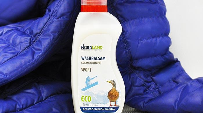 Washbalsam для пуховика