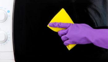 Как почистить микроволновку в домашних условиях быстро и эффективно