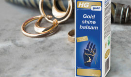 Чистка золота HG