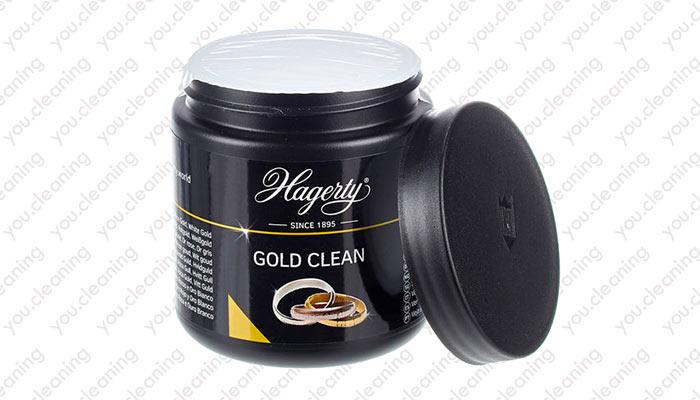 В каком растворе почистить золото