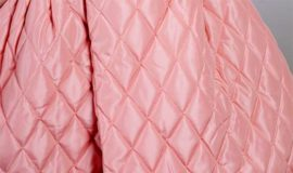 Пальто из холлофайбера