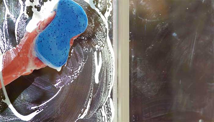 Грунтовка на стекле