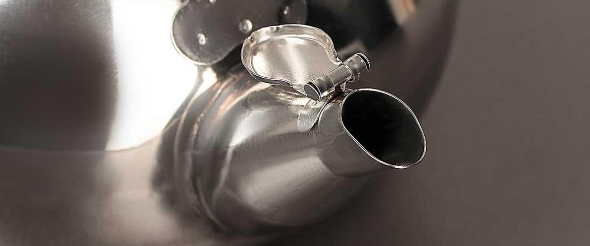 Как удалить накипь в чайнике из нержавейки — важные правила