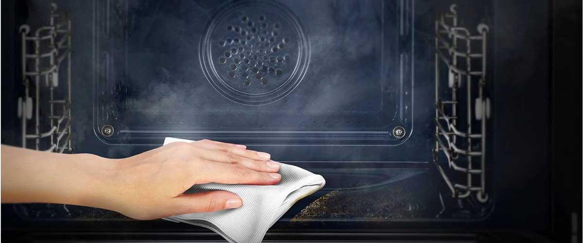 Что такое гидролизная очистка духового шкафа и как ей пользоваться