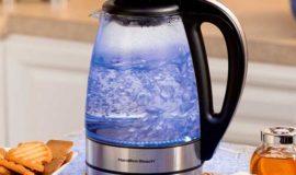 Вода в чайнике