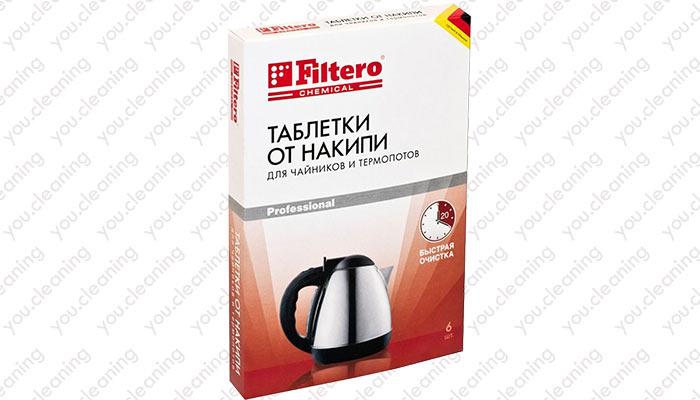 Таблетки Filtero 604