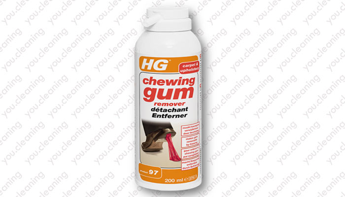Chewing Gum Removers