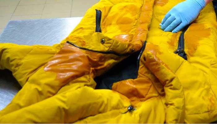 Рекомендации чистки куртки