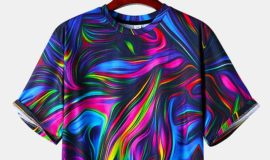 Цветная футболка