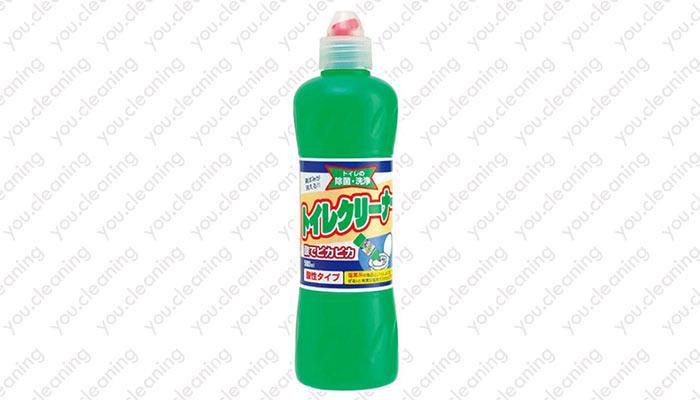 Mitsuei с соляной кислотой